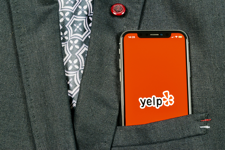 Four Actions you can Take to Increase Yelp Reviews