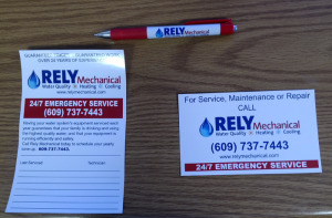 HVAC company promotional products