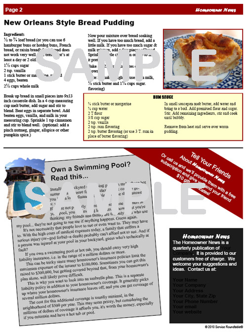 Electrical Newsletter