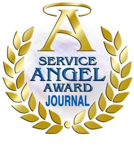 Service Angel Award Journal